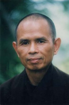 The honorable Thich Nhat Hanh