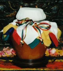1 Earth Treasure Vase