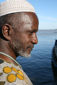 Our guide and friend, Abdoulaye Diallo