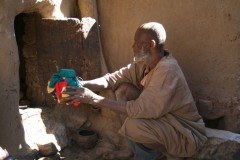 Guimolo Dolo had blessed the vase and it was now empowered by the Dogon