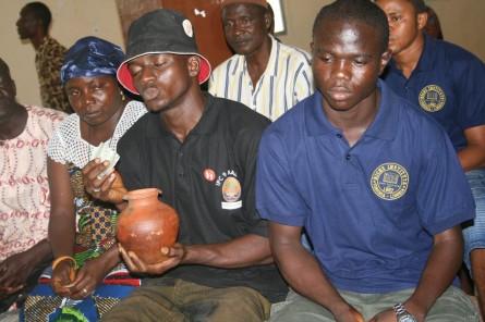 Passing ETV in Liberia